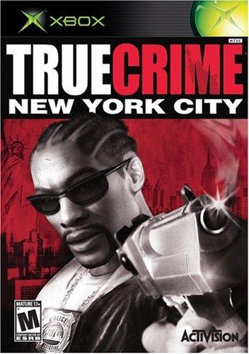True Crime: New York City (Xbox Crime Games)
