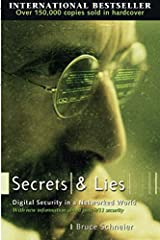 Secrets and Lies: Digital Security in a Networked World Paperback