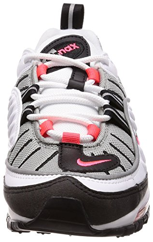 de Silver Red 98 Max 104 Solar Reflect Femme Chaussures NIKE White Air W Blanc Gymnastique Dust wFqnt6X
