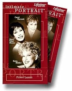 Intimate Portrait:Funny Ladies Boxset [VHS]