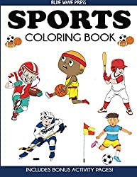 Image of the product Sports Coloring Book: For that is listed on the catalogue brand of .