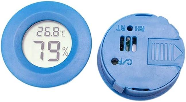 Mini LCD Digital Termómetro Higrómetro Nevera Congelador ...