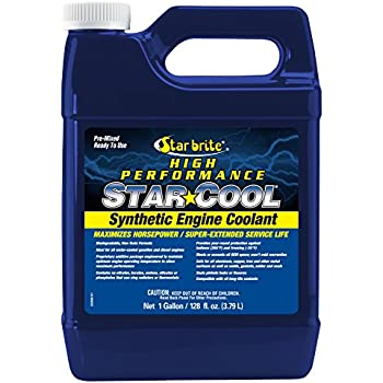 Star brite Star-Cool Premium Synthetic PG Engine Coolant - 1 gal