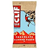 Clif Energy Bar Choc Almond Fudge 68g