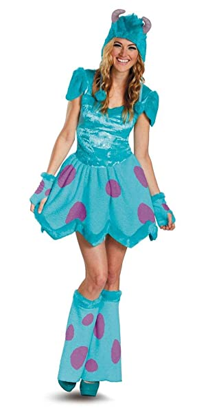 e68a970cfd0f Monsters Inc. Sassy Sulley Adult Costume  Amazon.co.uk  Toys   Games