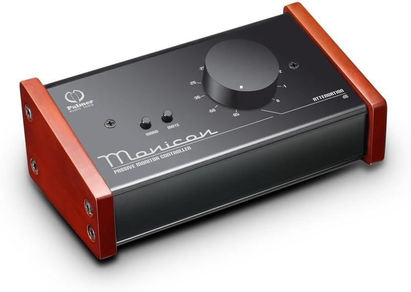 Palmer - Pmonicon control de volumen pasivo para monitores de estudio.