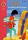 Les frousses de Zoé : Le métro de l'horreur par Gudule
