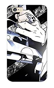 Fd7b7c65657 Tough Iphone 6 Case Cover/ Case For Iphone 6(death The Kid Soul Eater) / New Year's Day's Gift