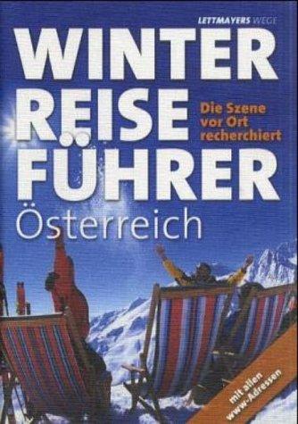 Winterreiseführer Österreich