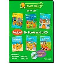 Potato Pals: Level 2 Book Set with Audio CD