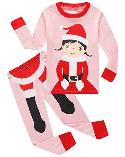 Girls Christmas Pajamas Toddler