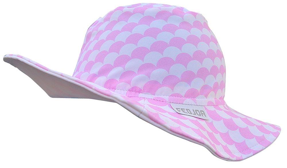 FEDJOA Chapeau Anti-UV – Bébé – Fille - Agathe