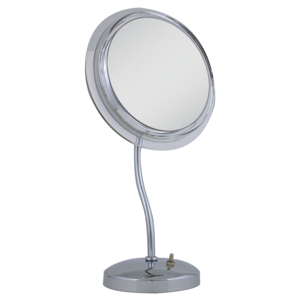 Amazon zadro 6x s neck surround light vanity mirror amazon zadro 6x s neck surround light vanity mirror personal makeup mirrors beauty aloadofball Image collections