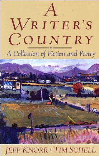 A Writer's Country (text only) 1st (First) edition by J. Knorr,T. Schell