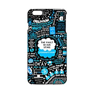 Evil-Store The Fault in our stars 3D Phone Case for iPhone 6 plus