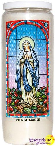Neuvaine vitrail : Sainte Vierge Marie