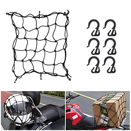 Motorcycle Bungee Net - 5