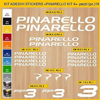 Pimastickerslab Stickers Bicicleta Pinarello FP3 - kit4- Kit ...