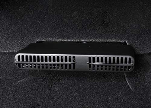 Bingo Point for Honda Accord 2013 2014 2015 2016 2017 Rear AC Heat Floor Air Duct Grill Grille Air Conditioner Vent Cover Seat Outlet Trim