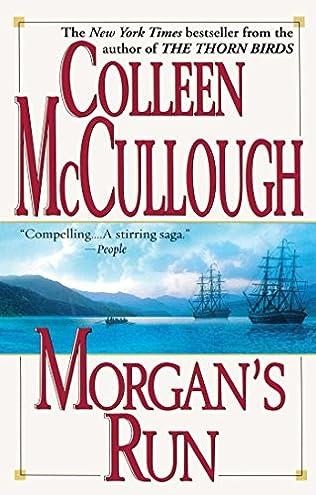book cover of Morgan\'s Run