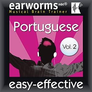 Rapid Portuguese, Volume 2 Audiobook