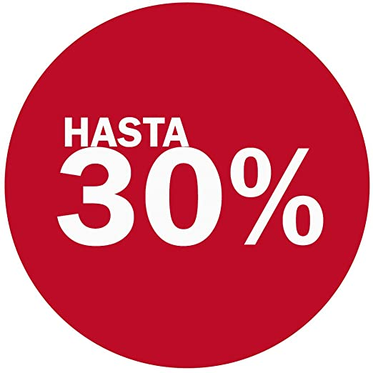 Vinilo de Rebajas 30%| Cartel Rebajas | Rebajas en tu ...