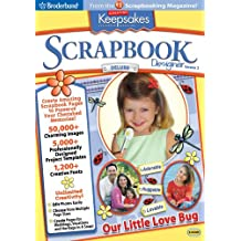 Creating Keepsakes Scrapbook Designer Deluxe v.3