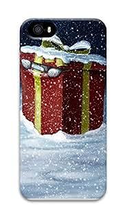 iPhone 5 5S Case Christmas Bear 3D Custom iPhone 5 5S Case Cover