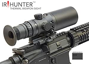 IR Defense IR Hunter Mark II 640 60hz 35mm Thermal Rifle Scope - IRHM2-640-35