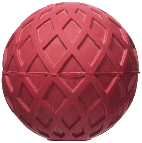 Hartz Rubber Ball with Bell for Tiny Dogs by HARTZ