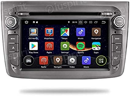 Android 10 Gps Dvd Usb Sd Wi Fi Dab Tpms Mirrorlink Elektronik