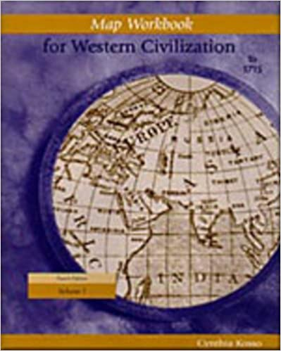 1 map exercise workbook for western civilization volume i 1 map exercise workbook for western civilization volume i 4th edition by jackson j spielvogel fandeluxe Images