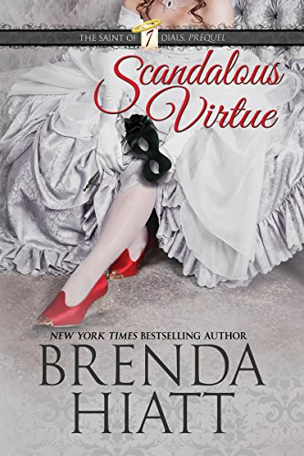 Book: Scandalous Virtue by Brenda Hiatt