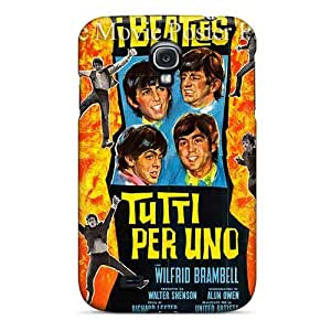 CristinaKlengenberg Samsung Galaxy S4 Durable Hard Phone Covers Allow Personal Design Nice The Beatles Series [aIv14250wvUh]