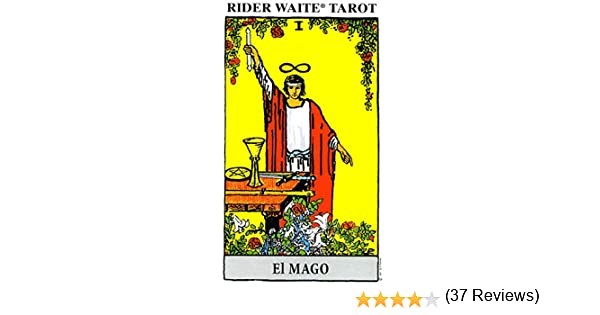 TAROT RIDER WAITE: Amazon.es: PAMELA COLMAN SMITH, ARTHUR ...