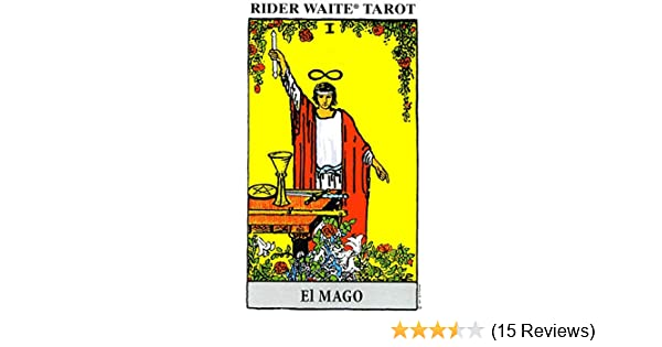 Tarot Rider Waite, cartas (Spanish Edition): Arthur Edward ...