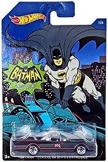 50d7e0c1d6eac Amazon.com: Hot Wheels Batman 2015 Batman Begins Movie Batmobile 3/6 ...
