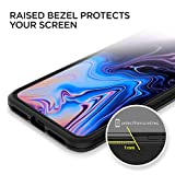 iPhone Xs Max Case, VRS DESIGN [Black] Slim Full Body Protective [Single fit] Ultra Thin Compatible with Apple iPhone Xs Max 6.5 inch (2018)