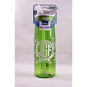 Personalized Flourish Monogram .75L Camelbak Bottle