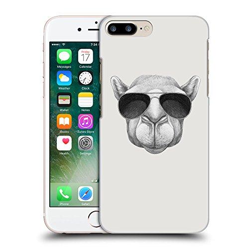 GoGoMobile Coque de Protection TPU Silicone Case pour // Q05460631 Chameau soleil Platine // Apple iPhone 7 PLUS