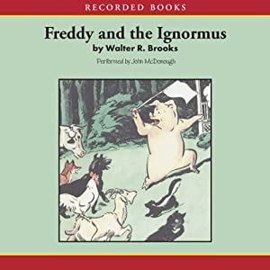 Freddy and the Ignormus Audiobook