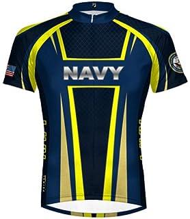 Primal Wear U.S. Navy Team Short Sleeve Men s Cycling Jersey USN d5d5e7ebd