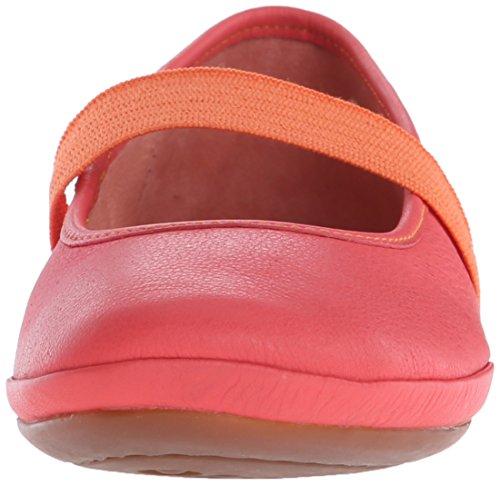 CAMPER Right Kids, Bailarinas para Niñas Rosa - Pink (Medium Pink)