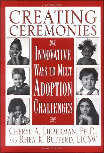 Creating Ceremonies: Innovative Ways to Meet Adoption