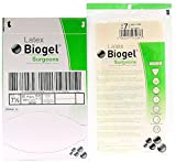 Molnlycke 30475 Biogel Surgeons Gloves - Latex Powder Free - Sterile - Size 7.5 - 50 Pairs