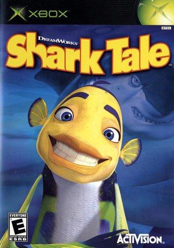 xbox shark tale - 1