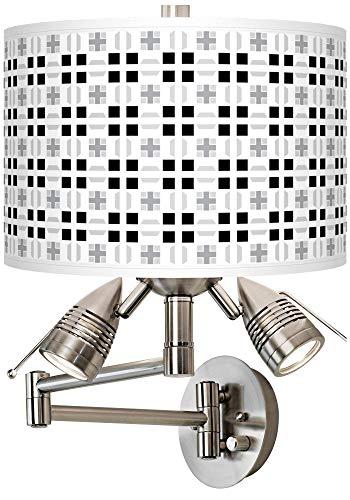 Quadrant Arm - Quadrant Giclee Swing Arm Wall Lamp - Giclee Gallery
