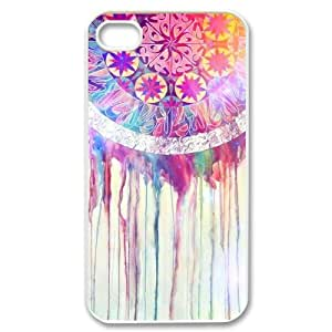textiles, patterns, & such Case For iPhone 4/4s White Nuktoe702599