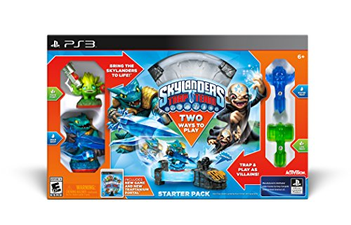Skylanders Trap Team Starter Pack - PlayStation 3 -