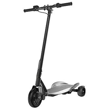 Chair Scooter eléctrico para Adultos, E-Scooter Ligero y ...